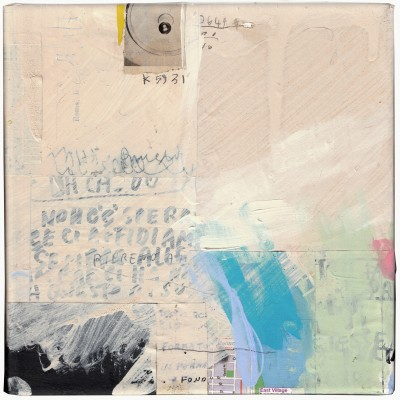 20x20 - mixed media on canvas 2013